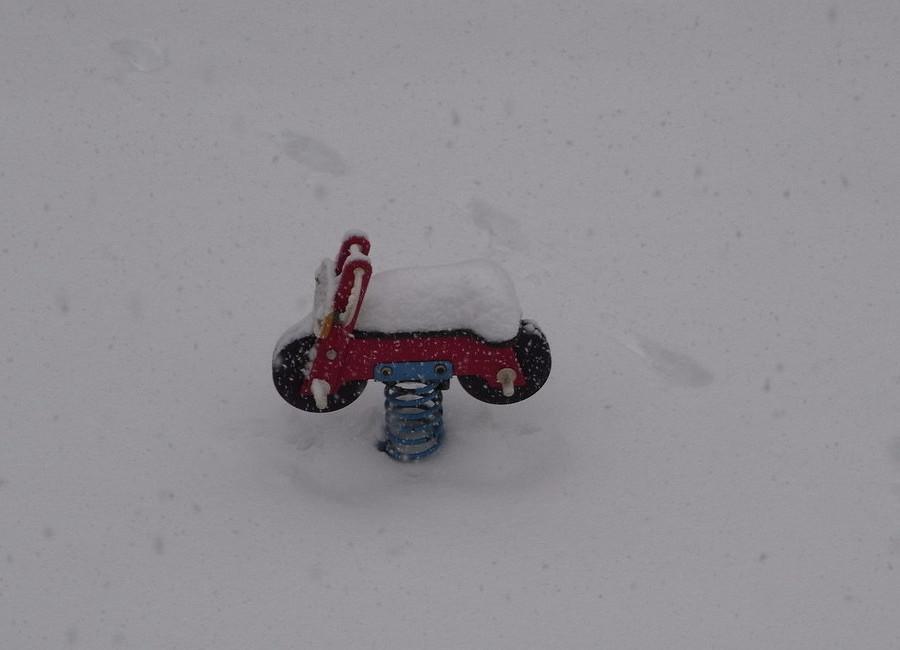 Kleine Schneerunde