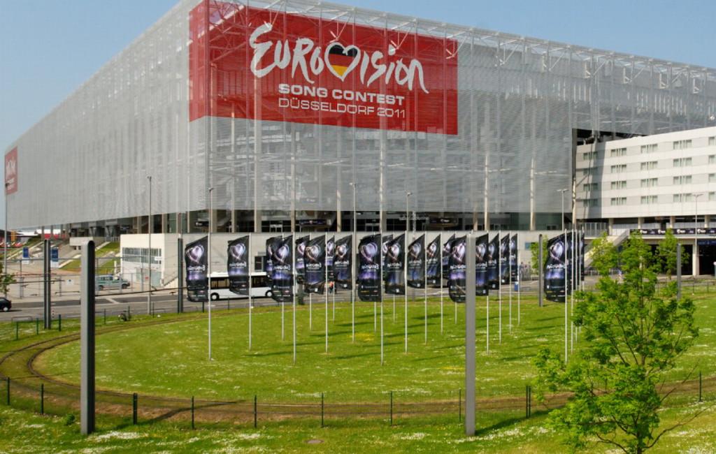 Eurovision Song Contest in Düsseldorf