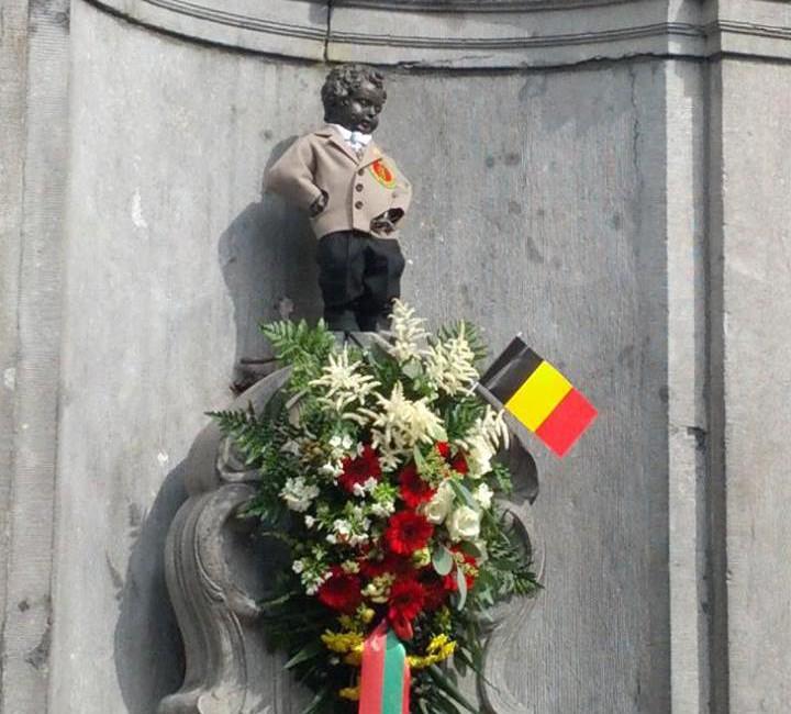 Une journée à Bruxelles