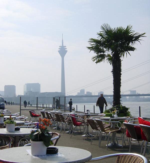 Ein Spaziergang durch Düsseldorf