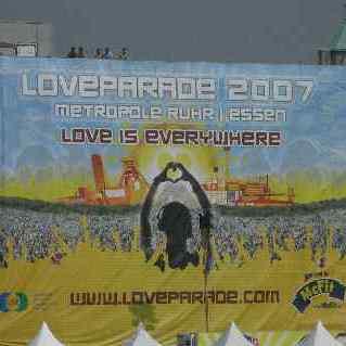 Loveparade 2007 in Essen