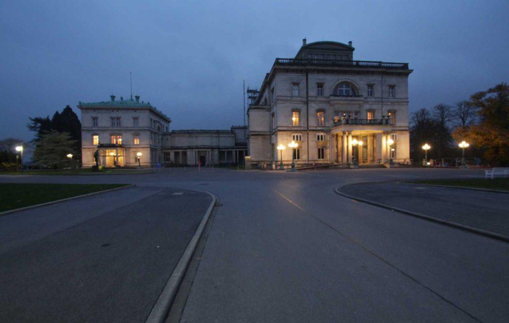 Essen im November 2 – Villa Hügel