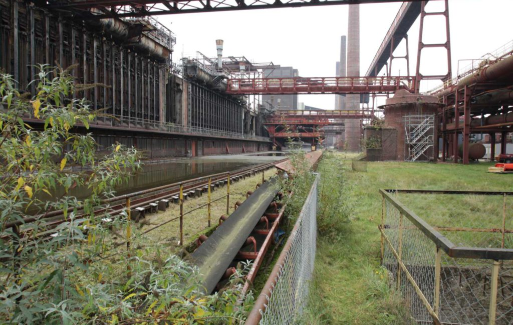 Essen im November 1 – Zeche Zollverein