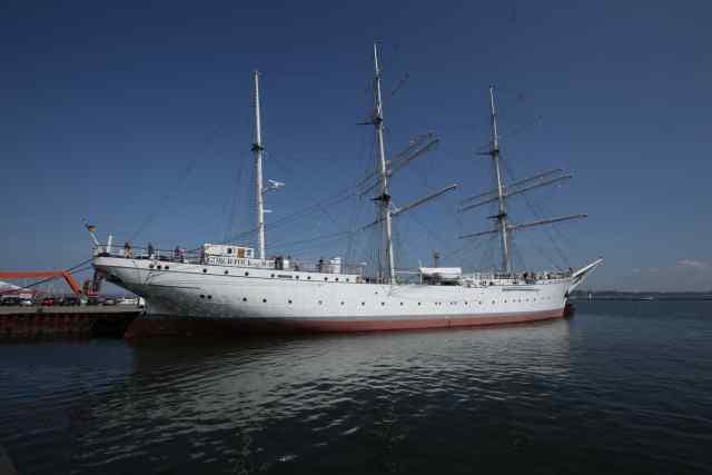 Stralsund an der Ostsee