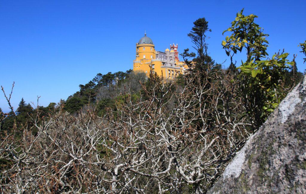 Eine Reise in die Märchenwelt von Sintra