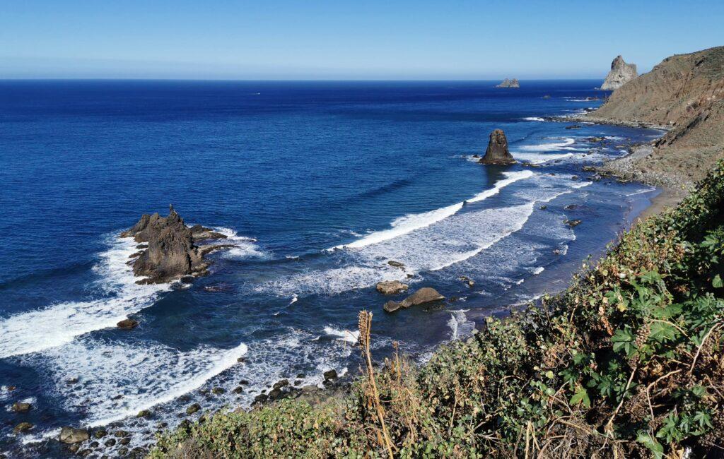 Viajando por la Isla Canaria de Tenerife